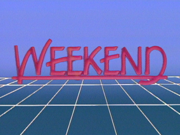 Image for Weekend