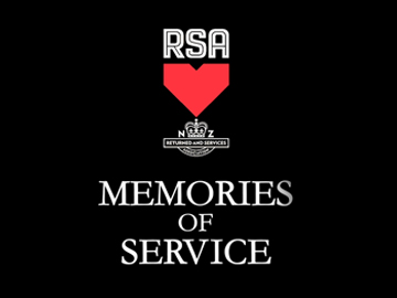 Image for Memories of Service
