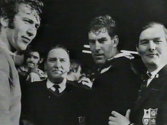 Hero image for Men of the Silver Fern - Towards the Grand Slam (1957 - 1978)