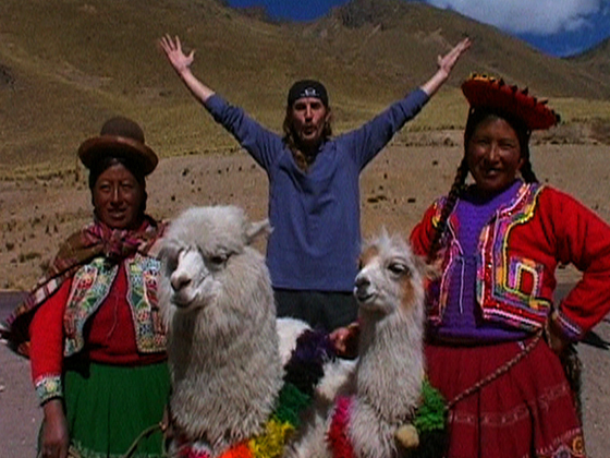 Hero image for Intrepid Journeys - Peru (Ewen Gilmour)