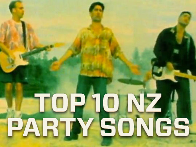 top 10 best party hits