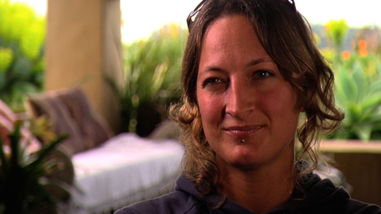 Hero image for Extraordinary Kiwis - Zoë Bell
