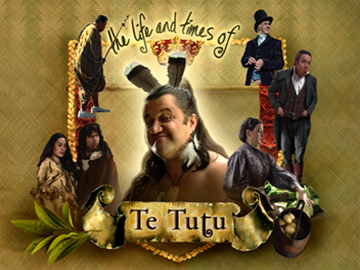 Image for The Life and Times of Te Tutu