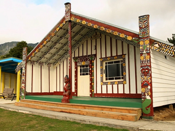 Image for Marae DIY - Maungapohatu Marae (Series 11, Episode Five)