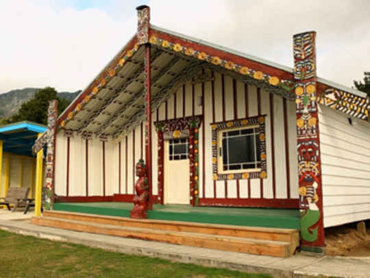 Thumbnail image for Marae DIY - Maungapohatu Marae (Series 11, Episode Five)