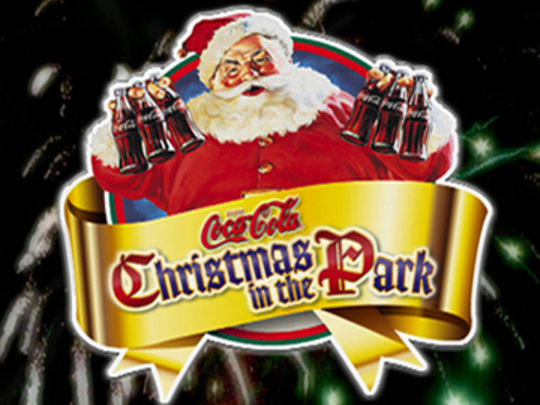 Thumbnail image for Coca-Cola Christmas in the Park