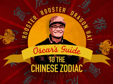 Image for Rooster Rooster Dragon Rat  - Oscar's Guide to the Chinese Zodiac