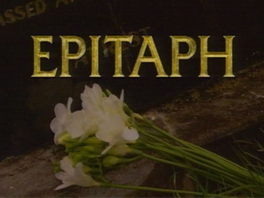 Thumbnail image for Epitaph