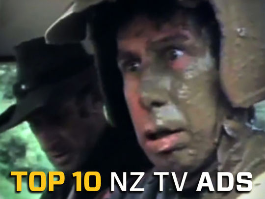 Collection image for The Top 10 NZ Television Ads