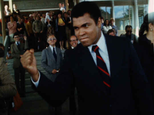 Thumbnail image for Eyewitness - Muhammad Ali in New Zealand