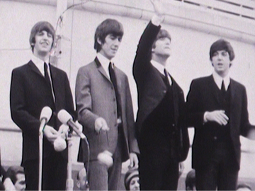 Image for The Beatles in Auckland
