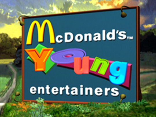Thumbnail image for McDonald's Young Entertainers