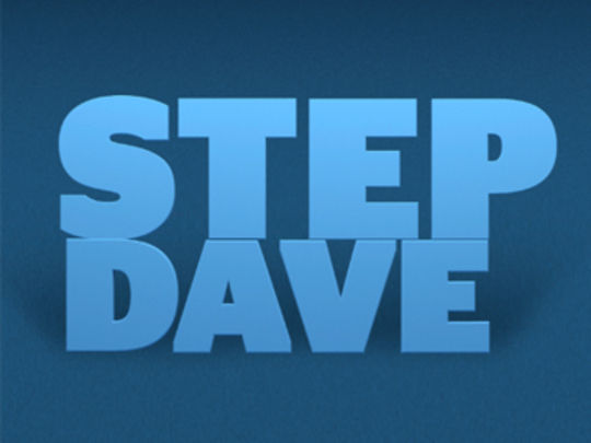 Thumbnail image for Step Dave