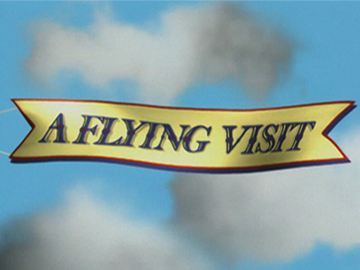 Image for A Flying Visit
