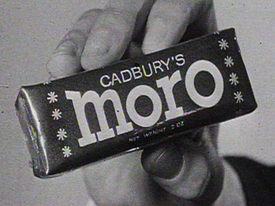 Thumbnail image for The Moro Man – Cadbury Moro Bar