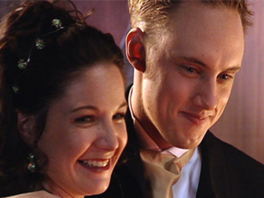 Thumbnail image for Shortland Street - Nick and Waverley's wedding
