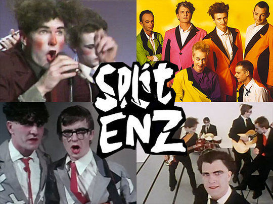Image for Split Enz