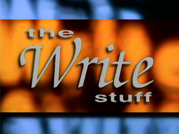 The write stuff   series thumb