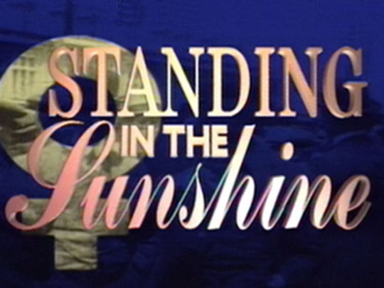 Thumbnail image for Standing in the Sunshine