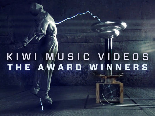 Image for Kiwi Music Videos: The Award-winners