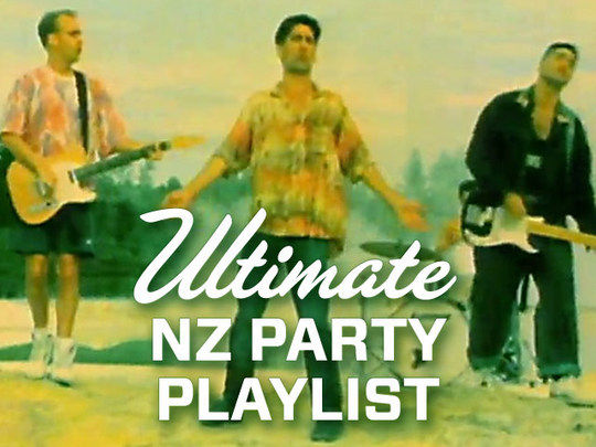 Collection image for Ultimate NZ Party Playlist
