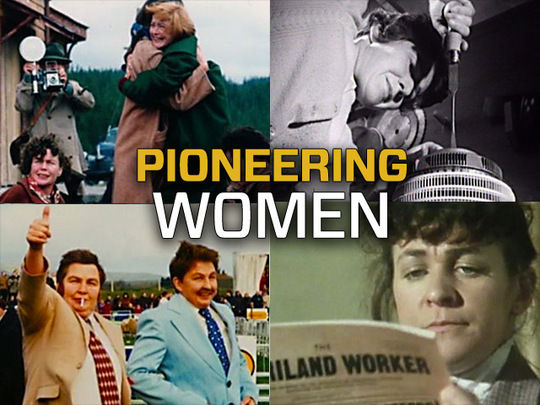 Image for Pioneering Women