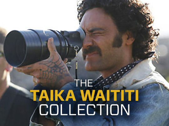 Image for The Taika Waititi Collection