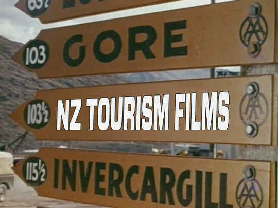 Thumbnail image for New Zealand Tourism Films