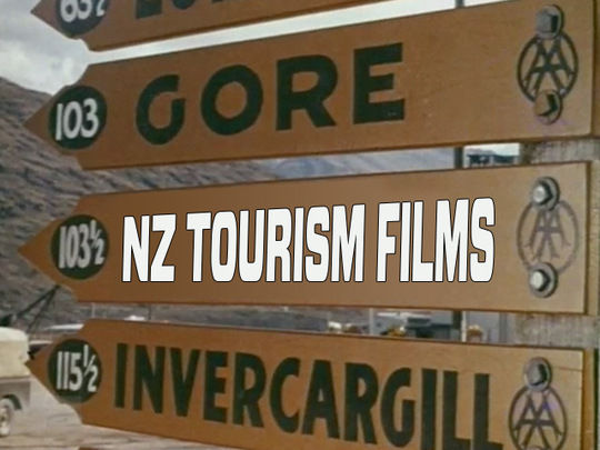 Image for New Zealand Tourism Films