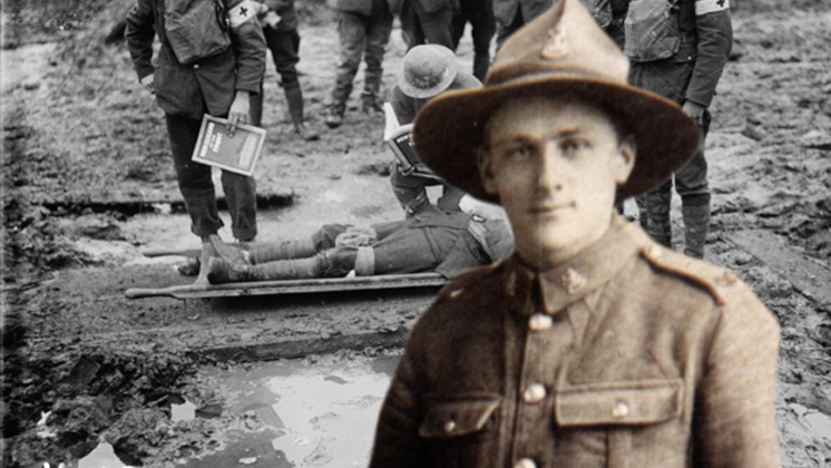 Hero image for Great War Stories 4 - Harry Varnham