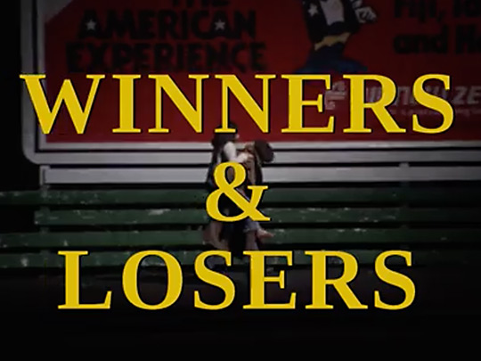 Image for Winners & Losers