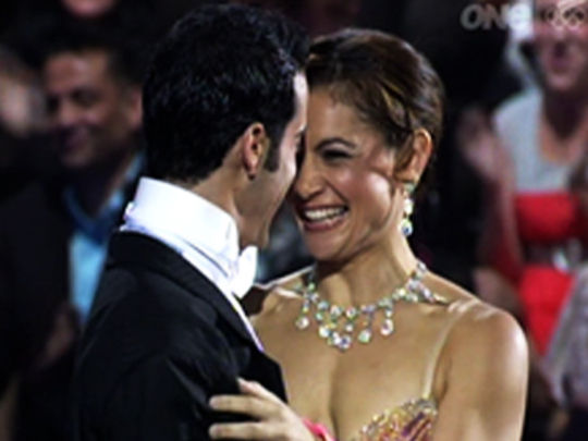 Thumbnail image for Dancing with the Stars - Temepara George excerpt (Series Four Final)