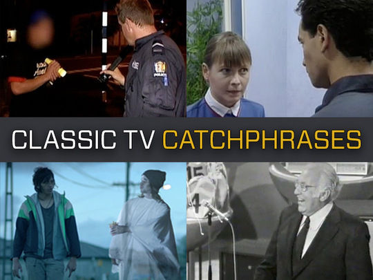 Collection image for Classic TV Catchphrases