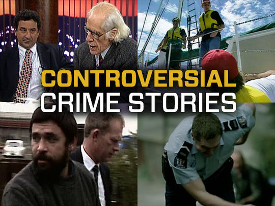 Image for Controversial Crime Stories