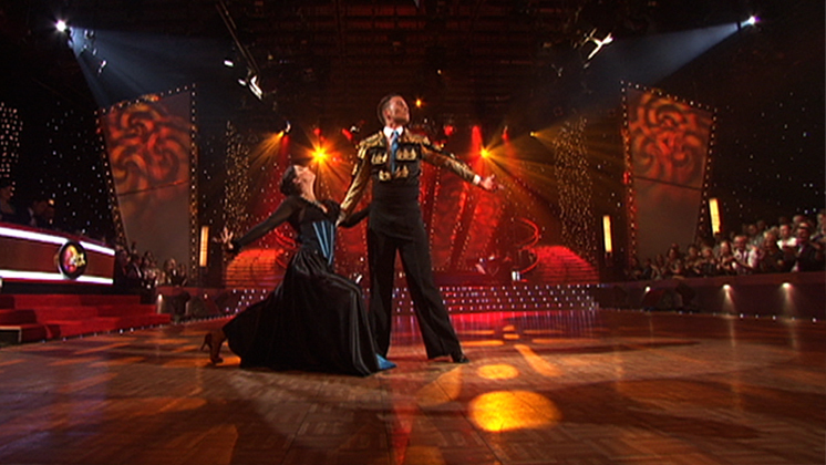 Hero image for Dancing with the Stars - Tamati Coffey excerpt (Series Five Final)
