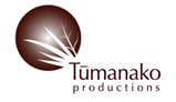 Logo for Tūmanako Productions