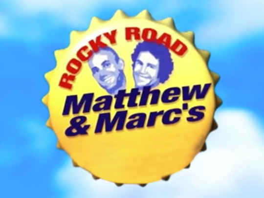 Thumbnail image for Matthew and Marc's Rocky Road to...