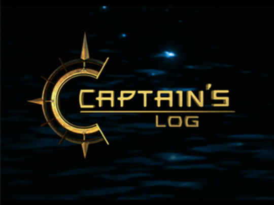 Thumbnail image for Captain's Log