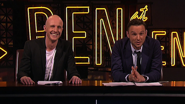 Hero image for Jono and Ben at Ten - First Episode