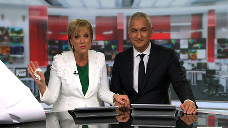 Hero image for Newshub - Hilary Barry's last TV3 bulletin (excerpt, 27 May 2016)