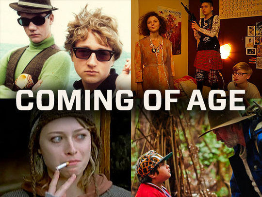 Image for The Coming-of-Age Collection