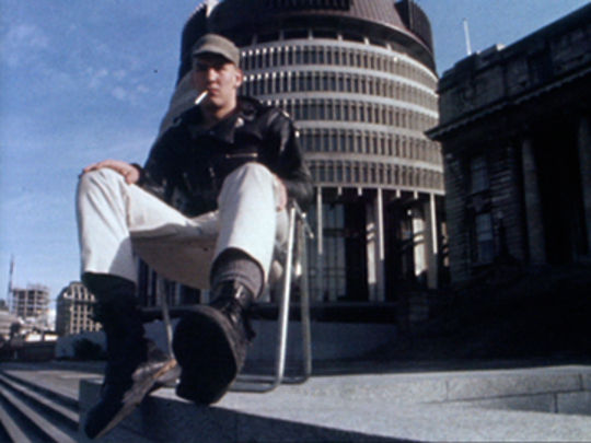 Thumbnail image for Radio with Pictures - Wellington 1982