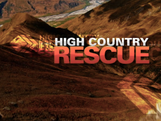 Image for High Country Rescue