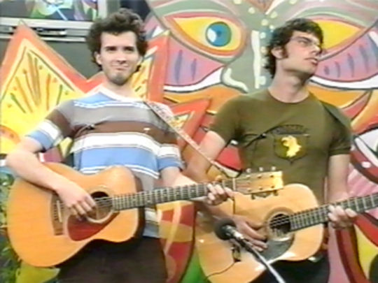 Thumbnail image for Newtown Salad - Flight of the Conchords