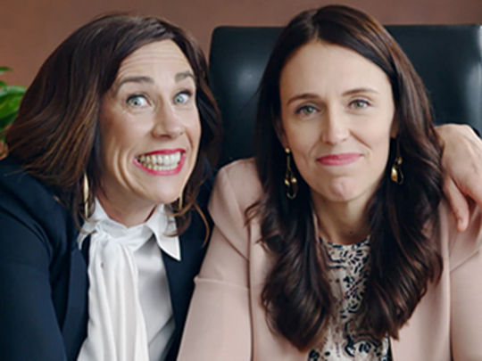 Thumbnail from title in Kiwi Comedy On TV | NZ On Screen