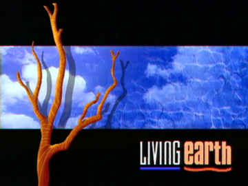 Image for The Living Earth