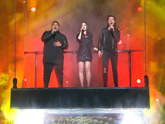 Thumbnail image for The X Factor (NZ) - 2013 Grand Final