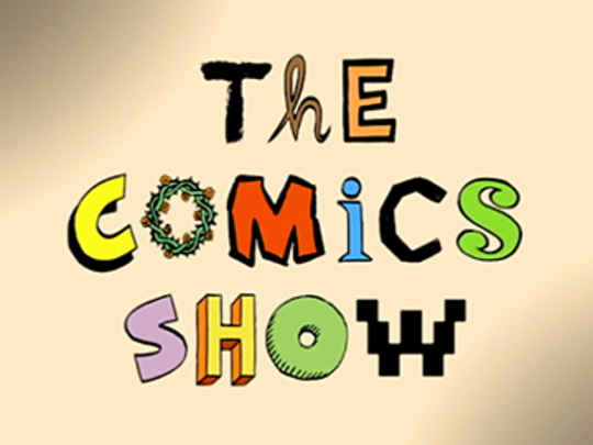 Thumbnail image for The Comics Show