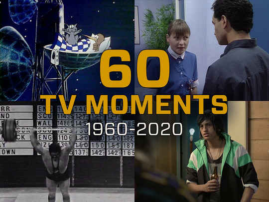 Thumbnail image for 60 TV Moments: 1960 - 2020