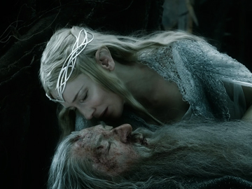 Image for The Hobbit: The Battle of the Five Armies